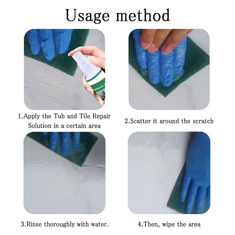 Плитка для ванной, ремонтная краска, спрей, раковина, керамический фарфор, лак для дома P7Ding