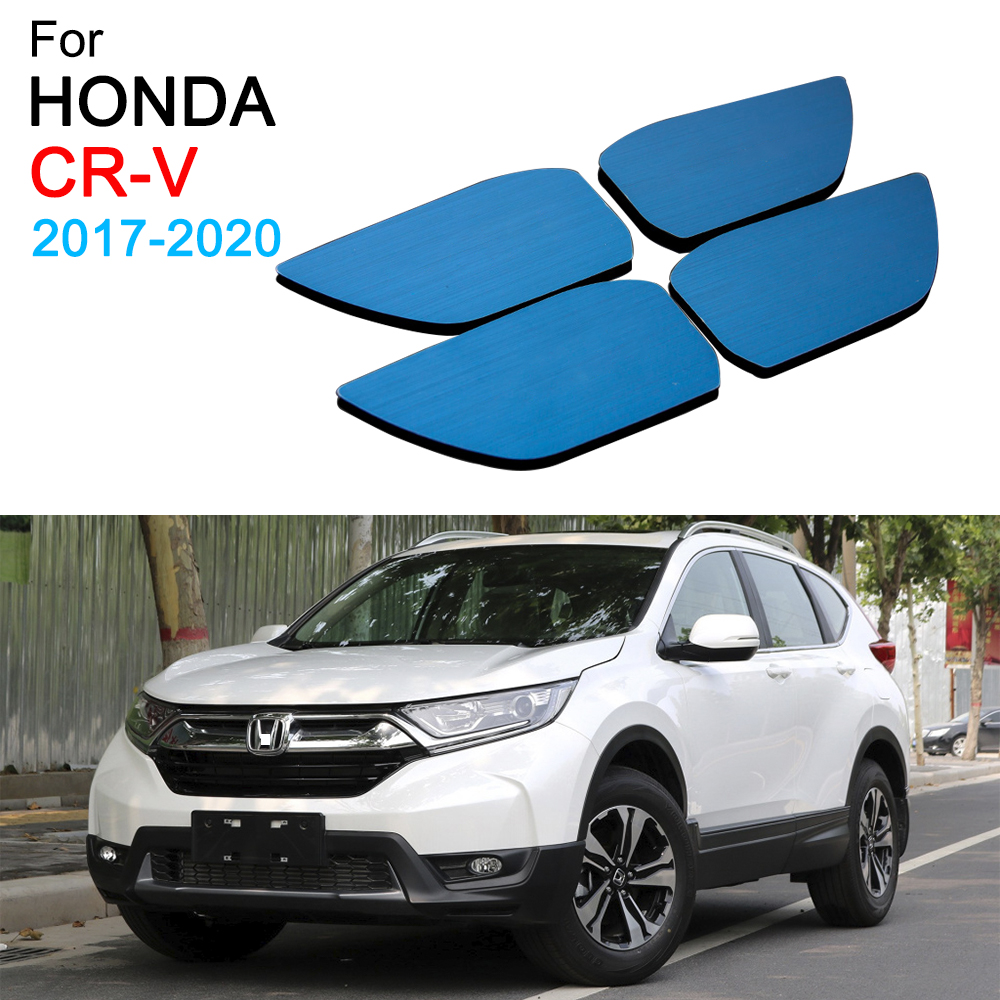Inner Bumper Protector Cover Trim For Honda CR-V CRV 2017-2019