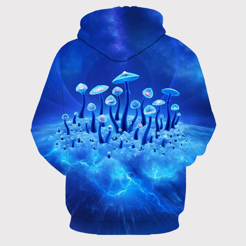 3D Printed Abstract Hoodies Men&Women 42