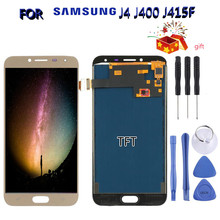 FOR 100%TEST  Samsung Galaxy J400 J4 2018 J415F LCD Display with Touch Screen Digitizer Assembly Brightness Control Replacement