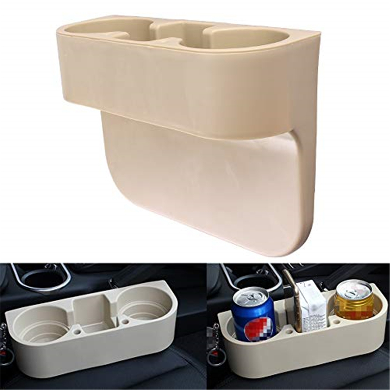 Car Cup Holder Auto Seat Gap Water Cup Drink Bottle Can Phone Keys Organizer Storage Holder Stand Car Accessories Styling
