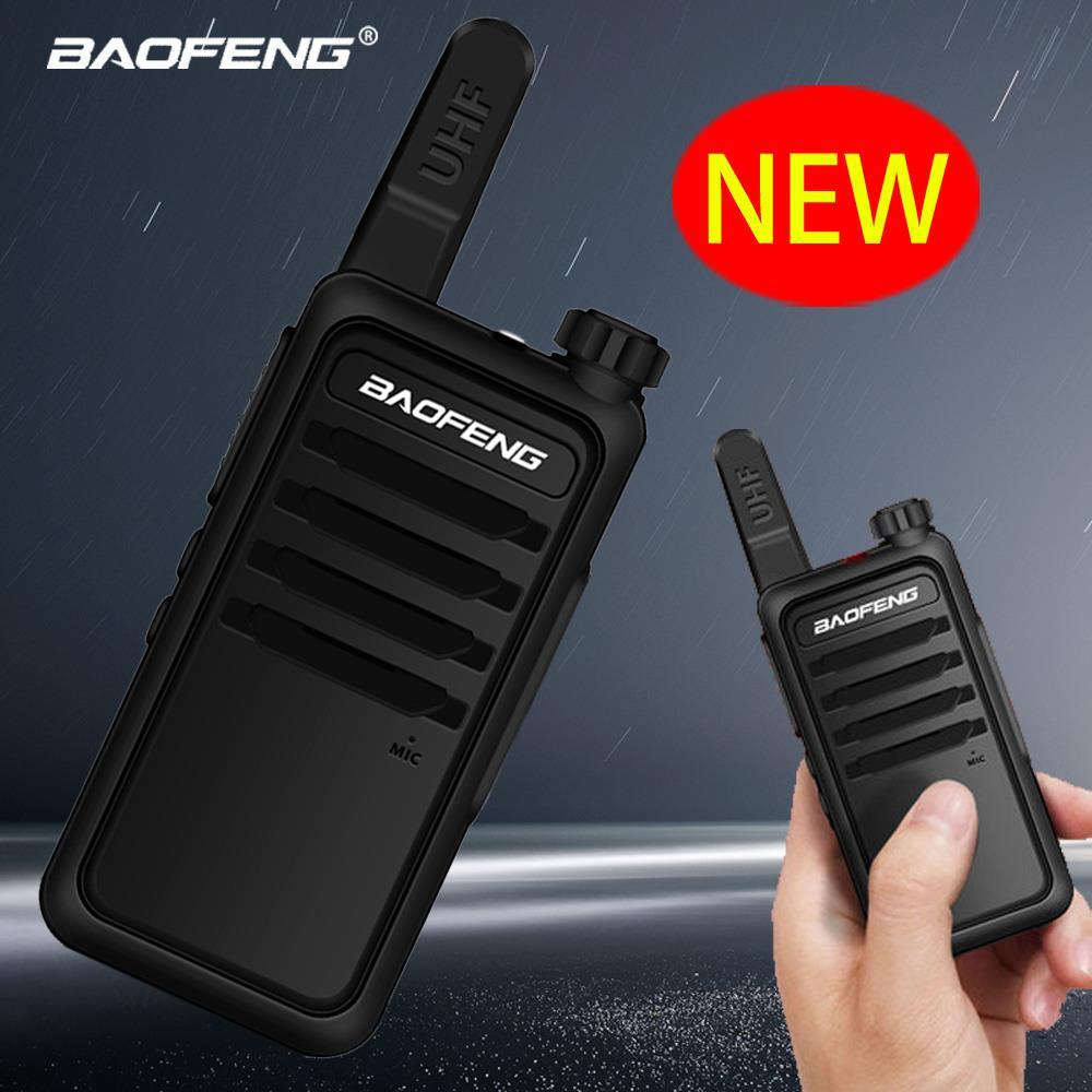 Baofeng Professional Walkie Talkie USB Fast Charge Mini Ham CB Radio Two Way Radio Portable Transceiver, Walkie Talkie Woki Toki