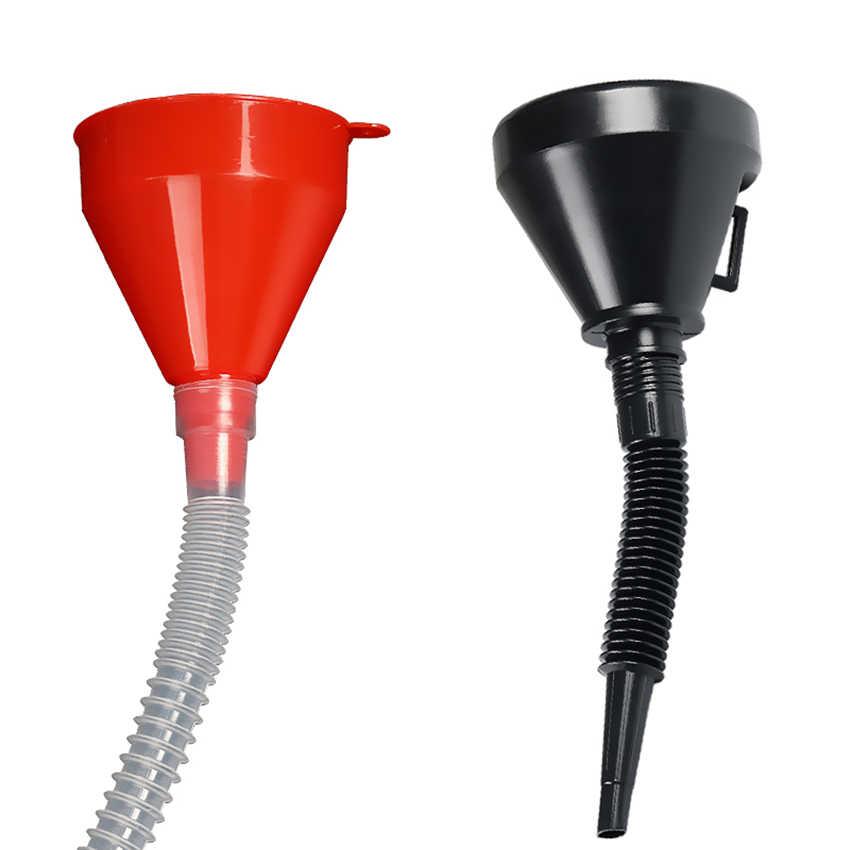 Rellenar líquido refrigerante Embudo-de-manguera-de-pl-stico-para-el-hogar-filtro-de-aceite-de-cocina-embudo-para.jpg_q50