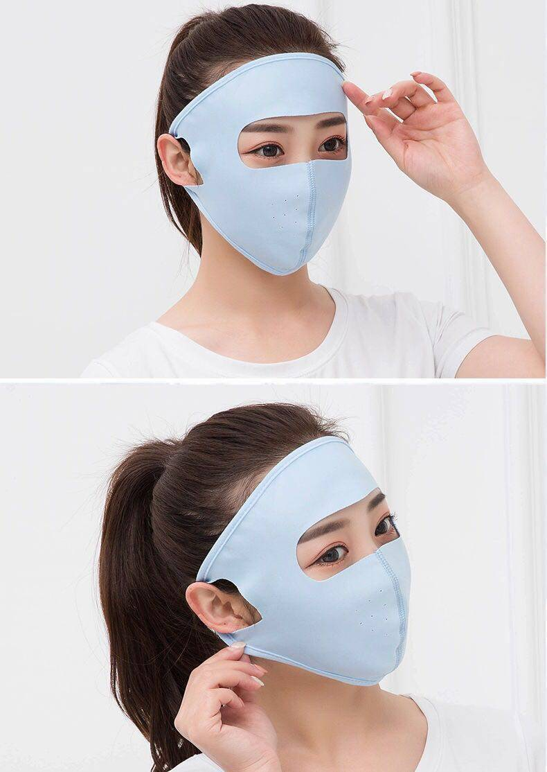Hot sale protection Muti functional face mask  Factory direct sale UV protection face mask cycling powder anti-pollution mask