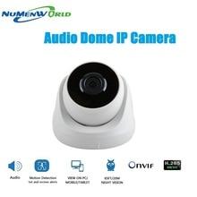 купить 1920*1080 2.0MP IR network IP cam 1080P HD CCTV Video surveillance dome security IP camera ONVIF day/night indoor webcams онлайн