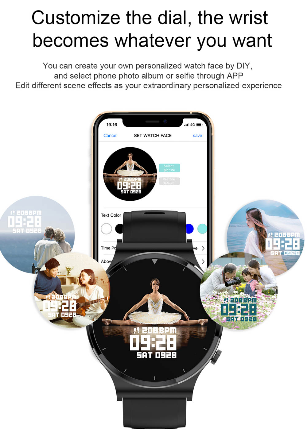 Had714a24e0e24d72a276132a6f5bfc984 NUOBO 2021 New Smart Watch Men Bluetooth Call Heart Rate Blood Pressure Sports IP68 Waterproof Smartwatch for Android IOS Phone