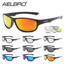 Очки солнцезащитные aielbro мужские фотохромные поляризационные