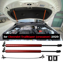 Gas Spring for Chevrolet Trailblazer (crossover) 2020- Front Bonnet Hood Modify Lift Support Shock Damper Absorber Gas Struts