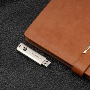 Image 4 - מקורי HP X796W מתכת USB 3.1 במהירות גבוהה USB דיסק און קי 32GB 64GB 128GB 256GB 512GB עט כונן זיכרון Stick עבור מחשב נייד