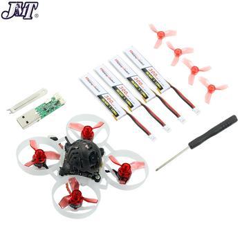 JMT Mobula6 HD Mobula 6 1S 65mm Brushless Bwhoop FPV Racing Drone with 4in1 Crazybee F4 Lite Runcam Nano3 Preorder Happymodel