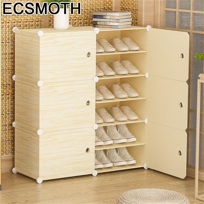 Rangement Kast Zapatero Organizador De Zapato Schoenenkast Ayakkabilik Scarpiera Furniture Rack Meuble Chaussure Shoes Cabinet