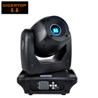 TIPTOP 100W Led Moving Head Spot Light Club DJ Stage Lighting Party Disco DMX 14 Channels CE ROHS RDM DMX Address TP L606B