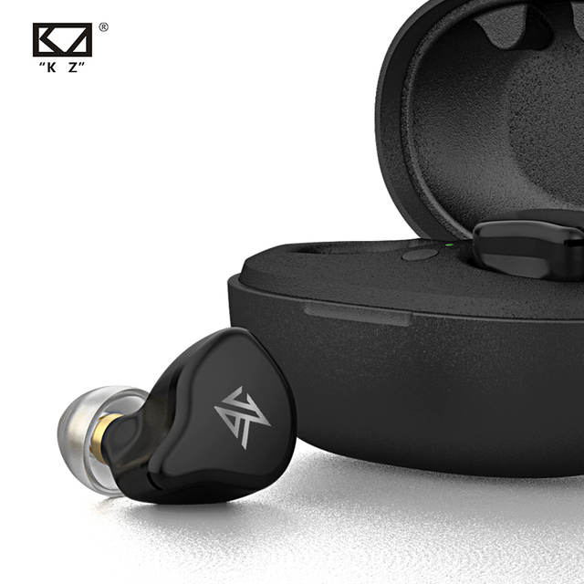 KZ S1 S1D TWS True Wireless Bluetooth 5.0 Earphones Dynamic/Hybrid Earbuds Touch Control Noise Cancelling Sport Headset 4