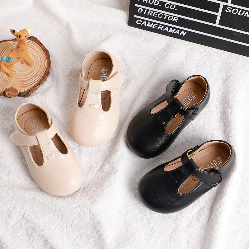 Baby First Walkers Soft Bottom Solid Color Casual Girls Sneakers Fashion Toddler Leather Shoes Baby Girl Shoes Princess SX441