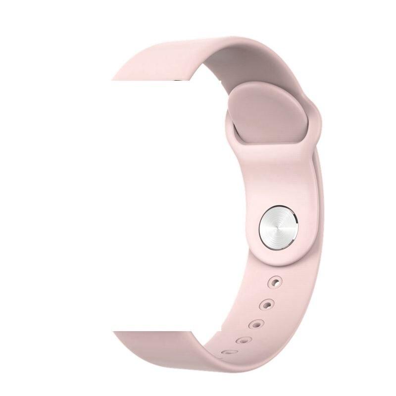 B57 ремешок для B57 Смарт-часы для женщин и мужчин водонепроницаемые влагонепроницаемые спортивные умные часы с ремнем Браслет замена мужчин t...