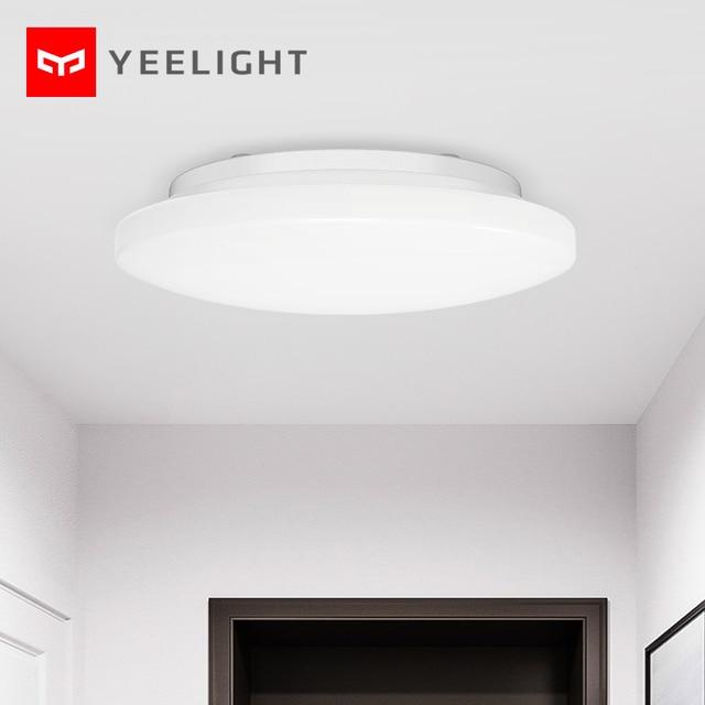 Nouveau 2020 Yeelight Smart LED plafonnier télécommande Jiaoyue 260 rond plafonnier