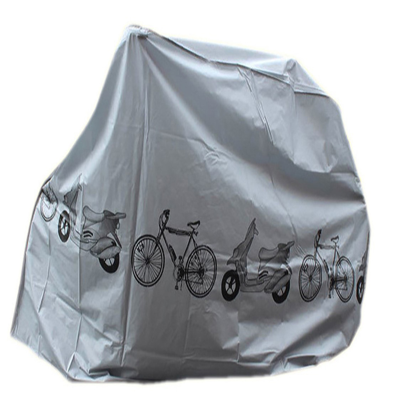 Bicycle Cover Multi-color Mountain Electric Dust Cover Rain Cover Riding Accessories Equipment Applicable Every Double-wheel Car