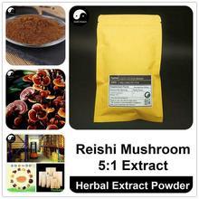 Reishi Mushroom Extract Powder 5:1, Ganoderma Lucidum P.E., Ling Zhi 500mg capsule high quality ganoderma lucidum extract reishi mushroom capsule with competitive price