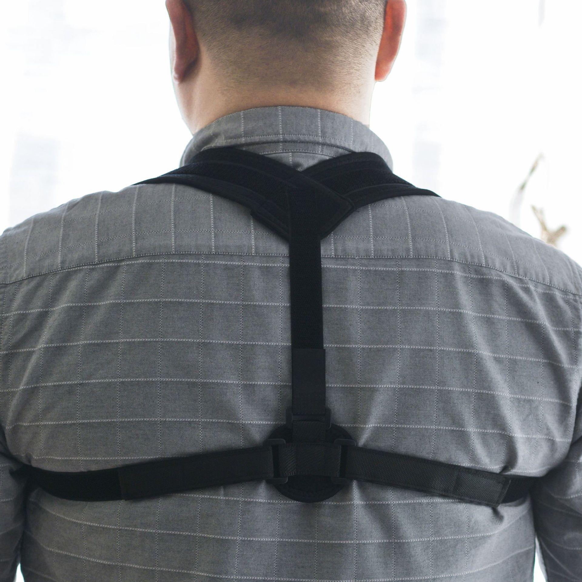 Back Good Adult Correction Hunchback Sitting Straightening With Adult Back Posture Correction Spine Orthotics Band