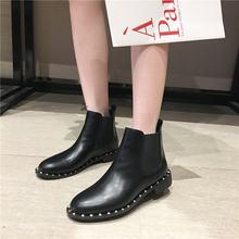 2019 женская обувь однотонные туфли телесного цвета маленькие