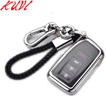 Car Key Case Cover For Lexus NX GS RX IS ES GX LX RC 200 250 350 LS 450H 300H Auto Car Accessories Key Case for Car Styling все цены