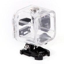 Водонепроницаемый чехол для камеры GoPro Actino для Hero 4 5 Session, подводный корпус, спортивные аксессуары GoPro