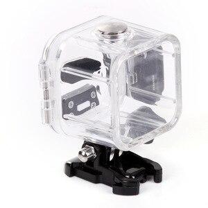 Image 1 - Voor Gopro Actino Camera Sessie Waterdichte Shell Case Voor Hero 4 5 Sessie Onderwater Behuizing Doos Gopro Sport Accessoires