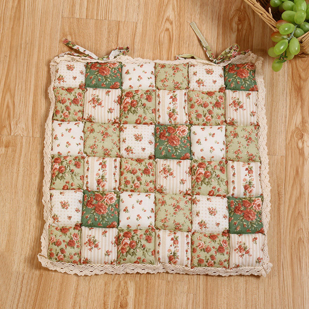 Pad Chair Seat Home Square Mat Home Decor Seat Cushion Dining Room Pillow Chair Mat
