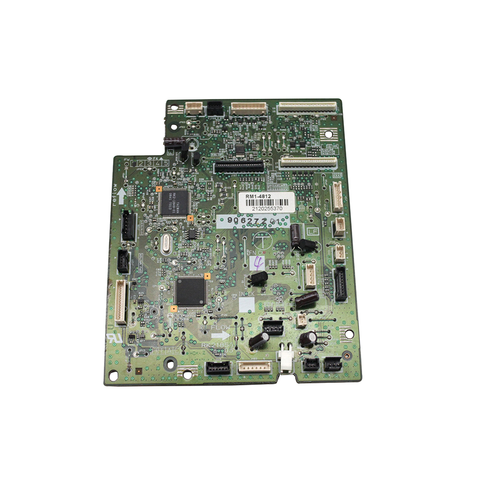 RM1-4813 RM1-4812 RM1-4812 DC Controller Board for HP CP1215 CP1515 CP1518 1215 <font><b>1515</b></font> 1518 DC Board Printer Parts image