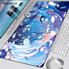 Cute Re Zero Starting Life in Another World Large Mouse Mat Anime Computer Gamer Mouse Carpet XXL Mousepad Keyboard mouse pad