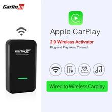 Carlinkit – activateur CarPlay sans fil, connexion automatique, pour Audi Benz Wolkswagen Mazda, Plug And Play, 2.0