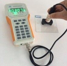 Ручной тестер с четырьмя зондами, тестер резистивности, сопротивления, проводимости и плёнки