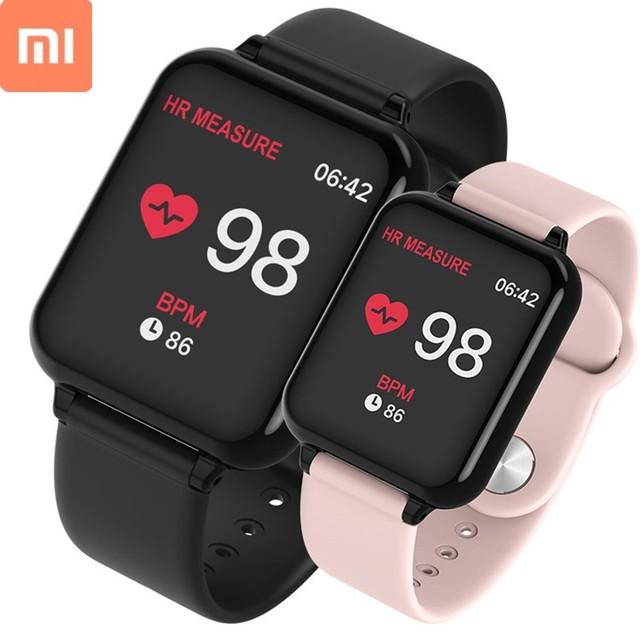 Xiaomi Smart Watch For Android iOS