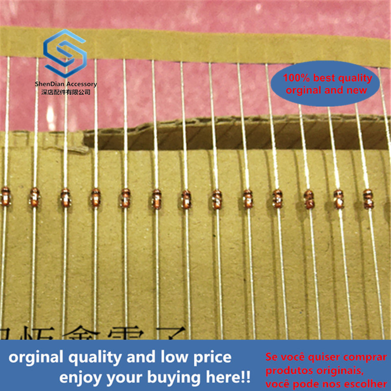 10pcs 100% Orginal New HZ9A2L HZ9A2TA Silicon Epitaxial Planar Zener Diode For Stabilized Power Supply