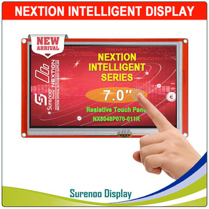 """Image 2 - 7.0"""" NX8048P070 Nextion Intelligent HMI USART UART Serial TFT LCD Module Display Resistive or Capacitive Touch Panel for Arduino"""