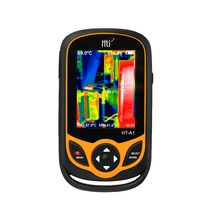2020 HT A2 TFT Display Screen Thermal Infrared Imager Camera Detector Temperature Meter Measuring Tools 100 240V 640*480 HT A1