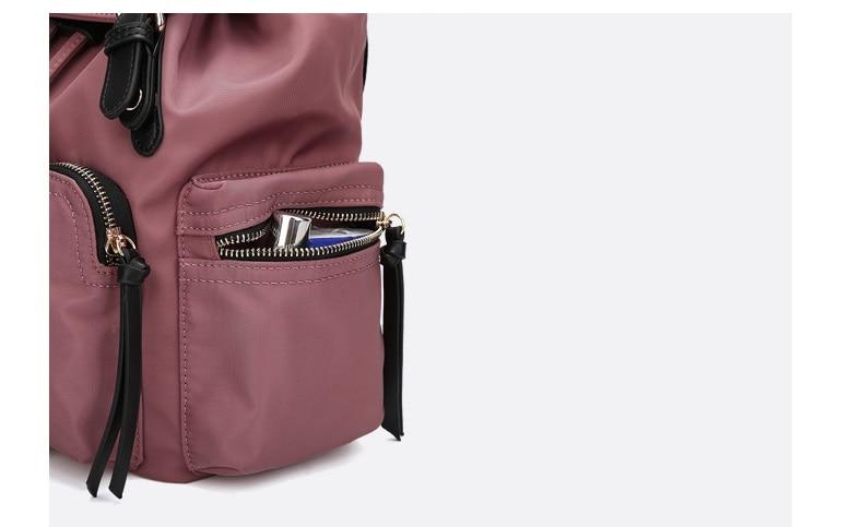 mochilas para meninas alta capacidade viagem mochila lazer sacos ombro novo c1399