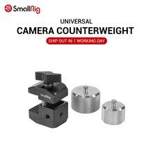 SmallRig di Perforazione della Macchina Fotografica Contrappeso Di Montaggio Morsetto Kit per DJI Ronin S / SC e Zhiyun Weebill/Serie di Gru Giunti Cardanici equilibrio Video