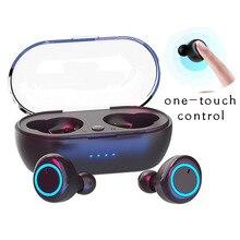 TWS HIFI Sound Wireless Earbuds W12 Portable Wireless Earphones Touch Control Ea