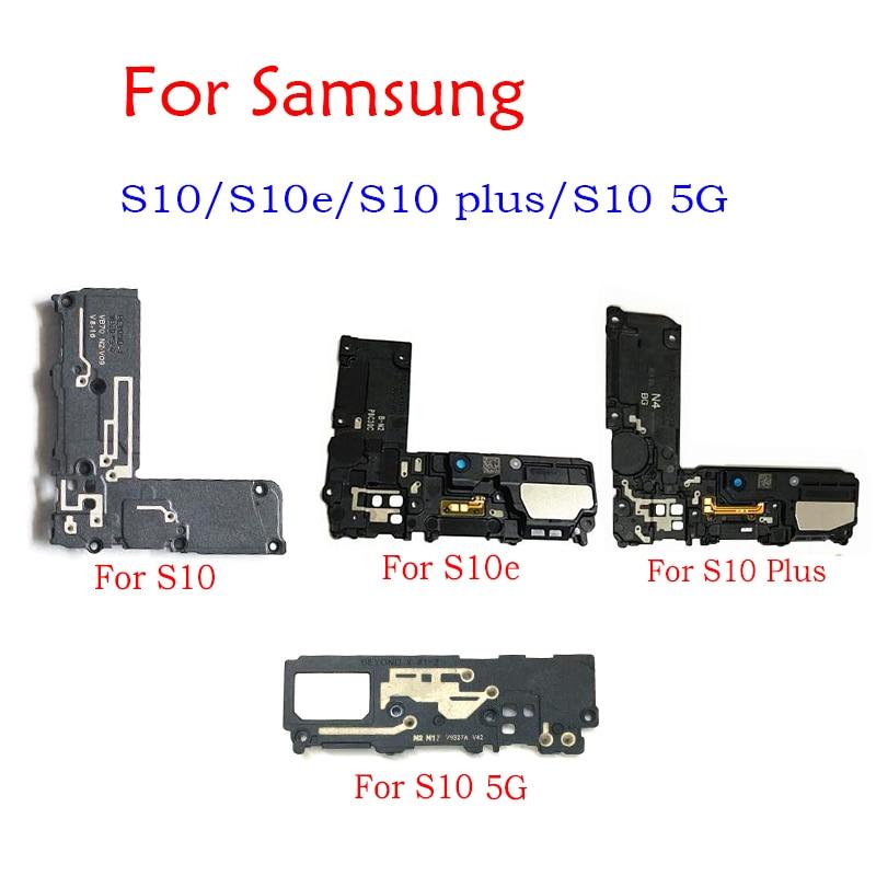 Loudspeaker Bottom Loud Speaker Sound Buzzer Ringer Flex Cable For Samsung Galaxy S6 S7 Edge S8 S9 S10 Plus S10e S10 5G