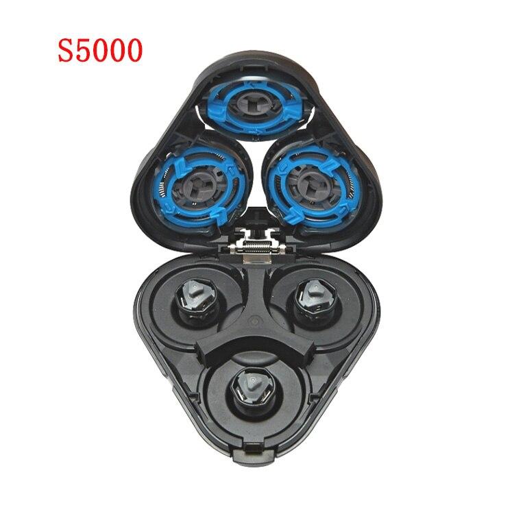 Сменные головки для бритвы SH50, головки для Philips S5000 S5370 S5210 S5420 S5140 S5078 S5077 S5050 S5082 S5380, Запасное лезвие