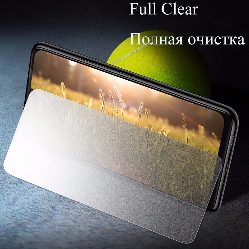Full Cover Matte Frosted Screen Protector Tempered Glass For Huawei Models 1