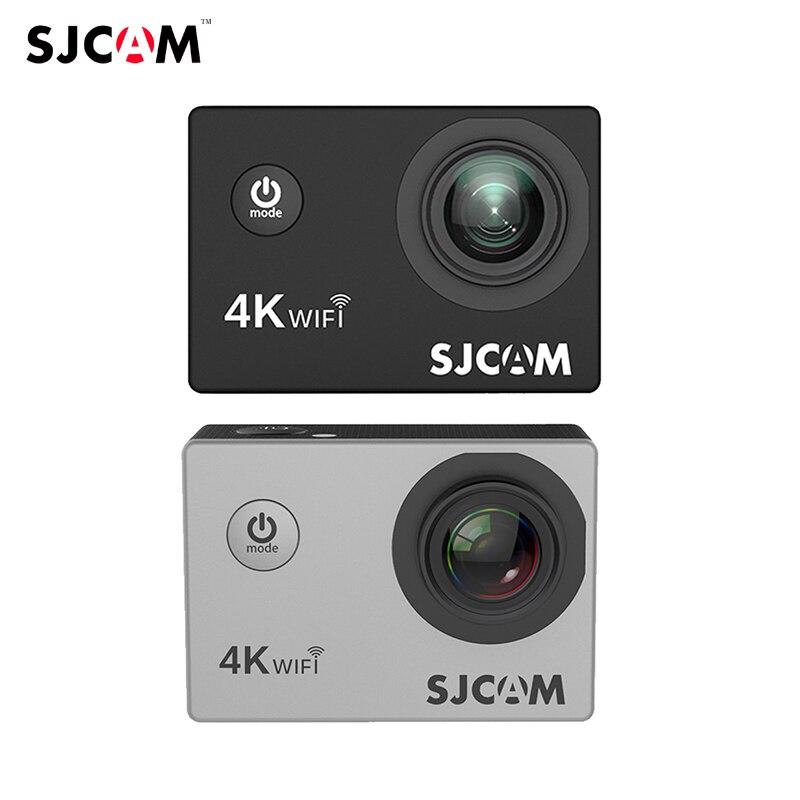 Экшн-камера SJCAM SJ4000 AIR, Full HD, Allwinner, 4K, 30 кадров/с, Wi-Fi, экран 2,0 дюйма