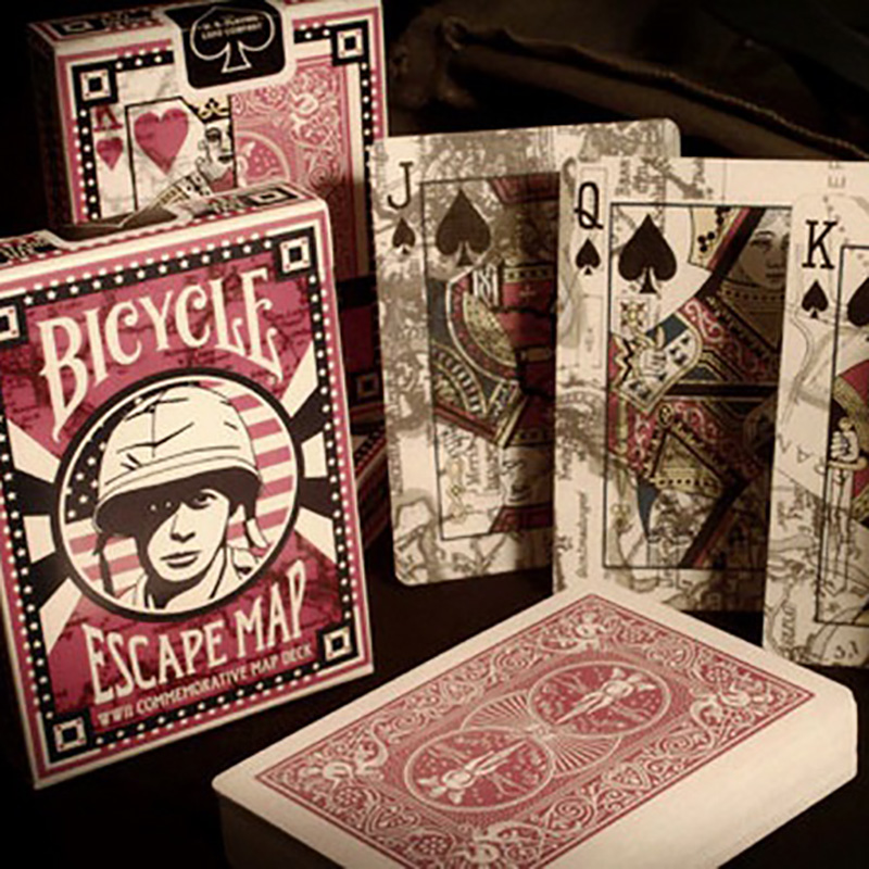 Bicycle Arcane Knights 52 Proof Ellusionist Magic Cards Playing Cards Magic Card