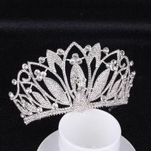 Prom Queen Crown Quinceanera Pageant Crowns Princess