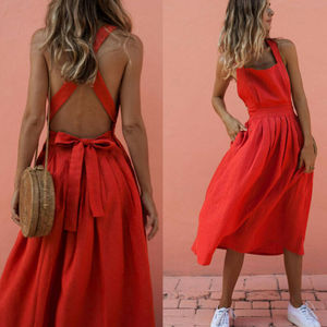 Hirigin Fashion Strap Backless