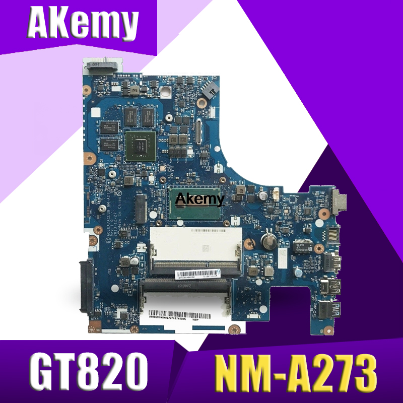 G50-70M For Lenovo G50-70M G50-70 Z50-70 I7-4510u Motherboard ACLUA/ACLUB NM-A273 Rev1.0 Test Free Shipping