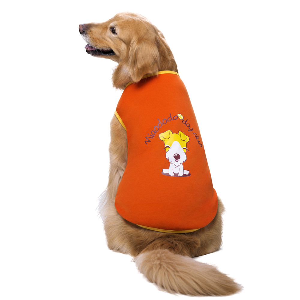 2020 Summer Dog Clothes Shirt For Dogs (9)