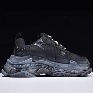Chaussures Meski Running-Shoes Women Sneakers Triple-S Femme De Tenis Buty Zapatillas