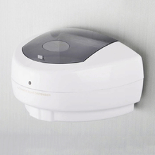 Fashion 500ml автоматический дозатор мыла без рук сенсор шампунь для душа жидкое мыло коробка для лосьона настенный контейнер для мыла комплект